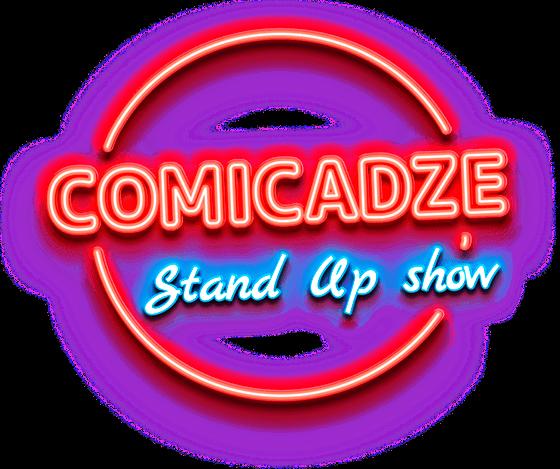 Логотип Комикадзе